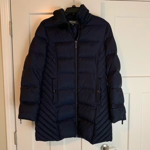Kenneth Cole Reaction Duckdown Coat
